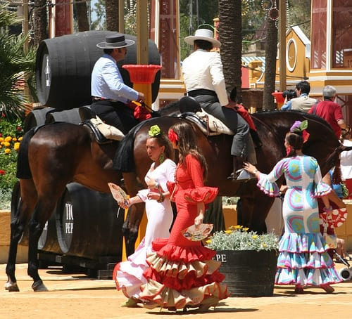 Feria del cavallo