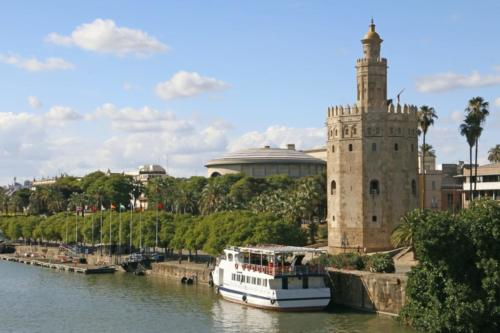 Torre del Oro Siviglia