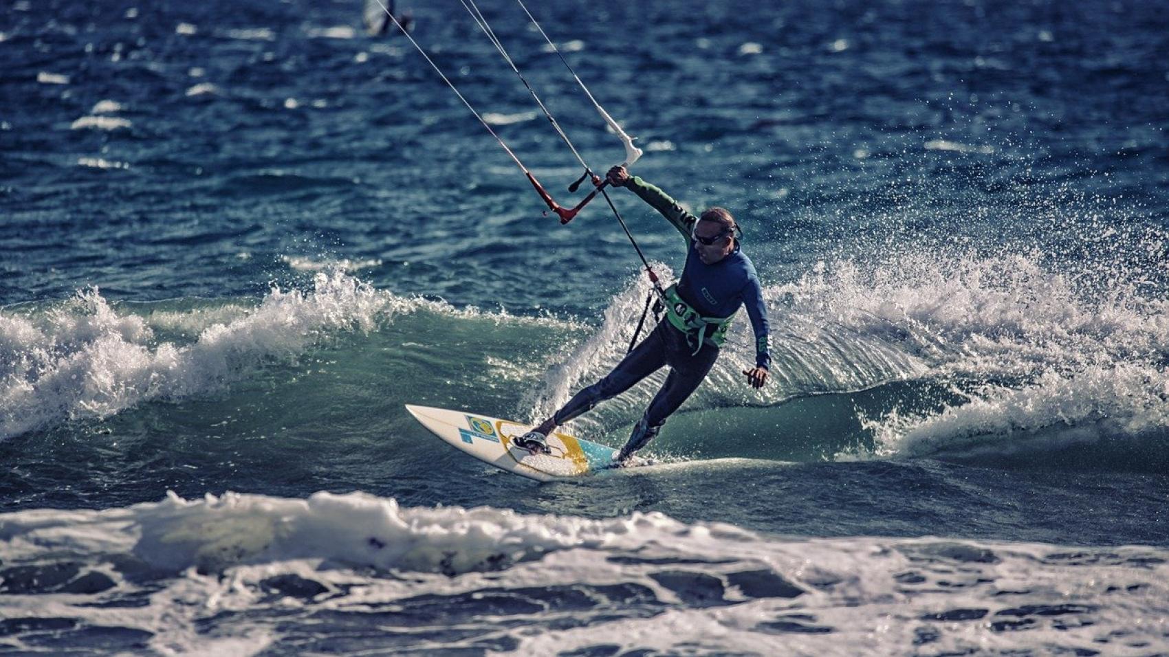 Kitesurf Andalusia
