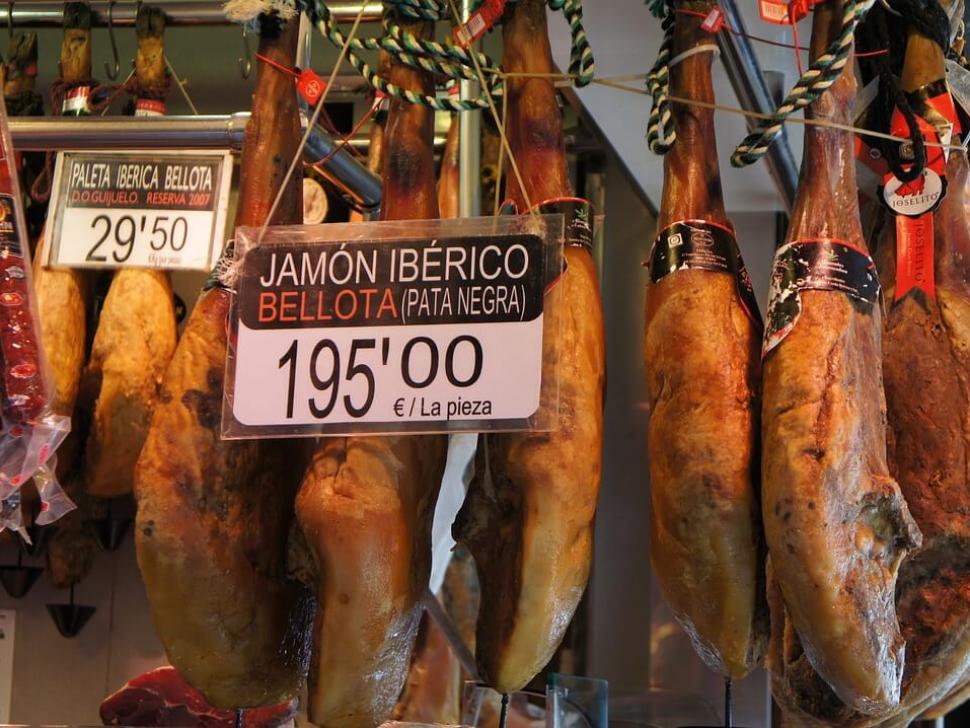 Jamon Iberico Prezzo