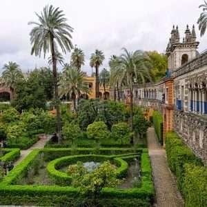 Giardini Alcazar Siviglia