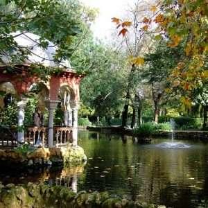 Parco Maria Luisa Siviglia