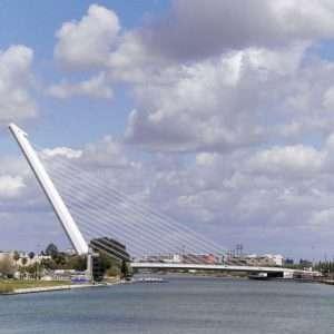 Ponte Caltrava a Siviglia