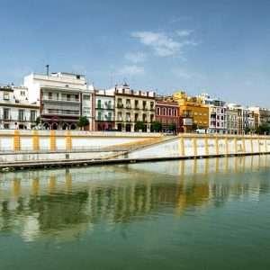 Quartiere Triana a Siviglia