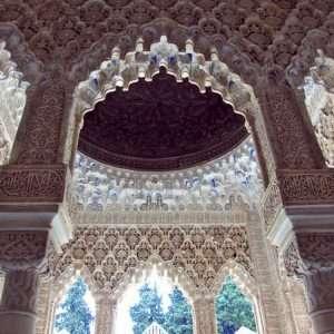 Intarsi Alhambra Granada