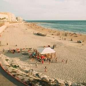 Spiagga Cadiz
