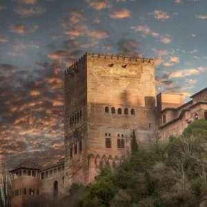 Torre Alhambra di Granada