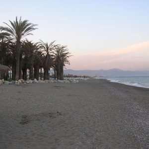 Torremolinos Spiaggia